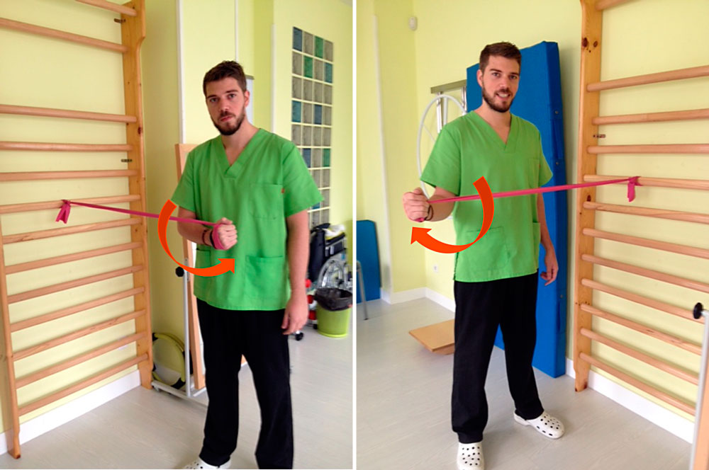 Ejercicios para fortalecer el hombro | Clínica VASS